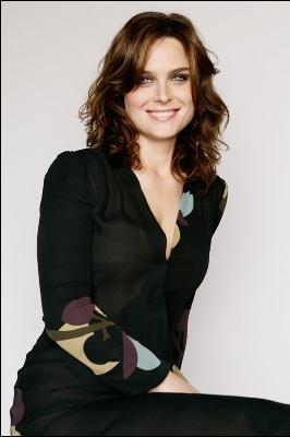 1. Emily Deschanel 2. Actress 3. TV show: Bones