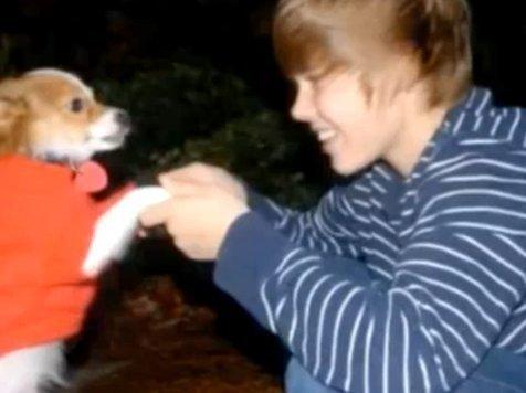 Mine says i pag-ibig Justin Bieber