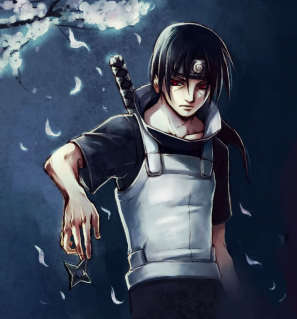 He had killed his girlfriend during the Uchiha slaughter.Her name is unknown.you can look here and try your luck. But I highly doubt anything will help.unless your making Quiz questions.