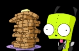 Sure ill post one! gir loves waffles