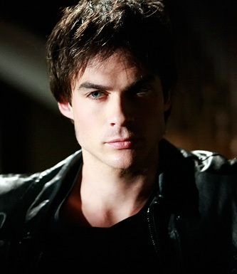 yeah cuz hes a bad boy...i tend to like bad boys...but theres also the actor playing him(Ian Somerhalder)that i love...plus his character...the witty comments..and the fact that deep deep down there's a good guy who does things purely out of love...