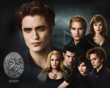 i would check if they r like the cullens and then befriends them. i will also like to find out a lot about them and i like to hang out with them.