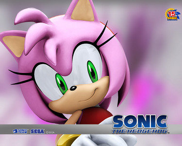amy The hedgehog