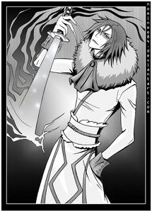 i would say muramasa he was a zanpaktou too! Remember?