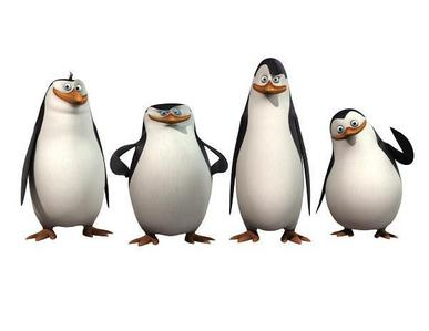 I Любовь PENGUINS OF MADAGASCAR! Its my fave pic of dem...PRIVATE LUX SO INNOCENT!