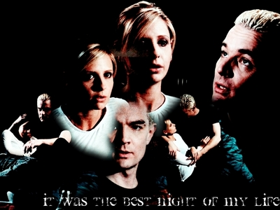 #1 Buffy&Spike [Buffy the Vampire Slayer] #2 Luke&Lorelai [Gilmore Girls] #3 Veronica&Logan [Veronica Mars] #4 Sydney&Vaughn [Alias] #5 Pacey&Joey [Dawson's Creek]  Ha, I've got no one from a current show! But these older shows have a place in my heart :D