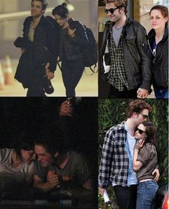 i don't know but i think they are look at the pics (if they're not dating they are very close friends)