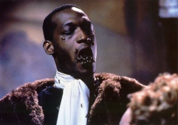 I'm not one to find films scary, but when I was a kid the only movie to ever creep me out was Candyman. There's something about it! I think it's the atmosphere.