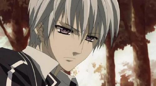 Zero Kiryu from Vampire Knight.