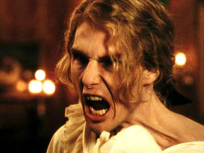 My Favorite vampire is Lestat De Lioncourt from the Vampire Chronicles by Anne Rice.   Lestat is just such a developed character.   Just so much more depth to him then a Twilight character.   Actually Rosealie was one of the only characters I did like from Twilight, but definately not the best.