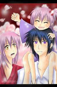 I would say, No! Because! He is already with Amu! Duh! Amu would be tim, trái tim broken and Ikuto wouldn'r want that! I Support Amuto!