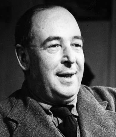 C.S. Lewis, of course! <3 GO NARNIA!!!