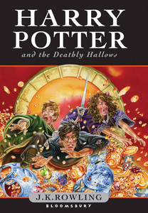 """I've chopped and changed ALOT. And I have to say that my favourite book is Deathly Hallows. I mean it is SO jam-packed full of complete awesome genius! The best book of the series. 당신 find out 더 많이 about Dumbledore, Harry and SNAPE. Good lord, SNAPE, The Prince's Tale was, no other words to describe it, PURE AWESOMNESS. Even though it's ever so sad when Snape dies and he asks Harry to look into his eyes one 더 많이 time so he can see Lily's eyes before he dies. And of course, the most heartbreaking statements in the whole frickin' series: """"For him? For HIM? EXPECTO PATRONUM!"""" """"After all this time?"""" """"Always."""" :'O All the emotional parts. When the trio are at Malfoy Manor and Hermione is getting tortured and Ron is SCREAMING and going completely BALISTIC! And when Harry and Hermione visit Lily and James's graves and Harry wishes he was buried with them. Oh gawd, I cried then. AND when Harry goes into the Forbidden Forest in 'The Forest Again' and he asks James if it hurts to die. I was mentally screaming """"OH MY GOD!! DON'T DIE HARRY! NOOOO!!"""" Not to mention all the deaths! Hedwig (I loved that owl, SNIFF), Tonk's father, TONKS, Lupin (NOOOOO!! NOT LUPIN) , Snape, Bellatrix Lestrange (NOT MY DAUGHTER, 당신 BITCH!), Voldy and lots 더 많이 which I can't be arsed to mention. Oh yeah, and Fred. I still prefer George 더 많이 though. DEATHLY HALLOWS IS MY FAVOURITE HARRY POTTER BOOK AND I CANNOT WAIT UNTIL THE 19TH NOVEMBER 2010!! Best book EVER 
