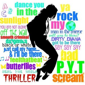 I have many of his CD's: OFF THE ukuta THRILLER BAD DANGEROUS HISTORY BLOOD ON THE DANCE FLOOR INVINCIBLE