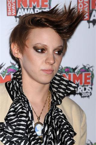 La Roux!! deffinatlly!!! shes a ture icon n insperation 2 me n i really look up 2 her n admire her so much n she got a gr8 personality, very funny she cares about her fans n others around her. shes got alot of common sence n is very down 2 earth, n she not afraid 2 say what she thinks no matter what romours go around about her. i ture hero n icon n my eyes!!!! go la roux i wish her the best of luck 4 2010!!!! ;) xx x