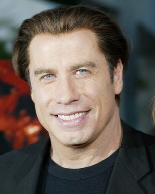 John Travolta. He plays on my paborito movie ever and he flies my paborito plane ever.