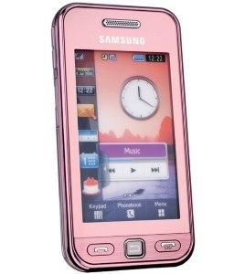 Samsung Star s5230 :)