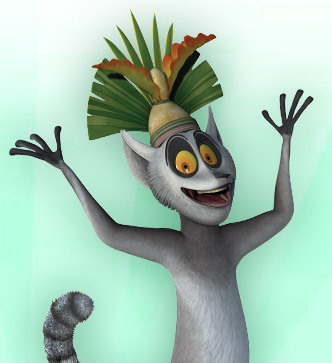 I think that king Julian knows how to sing really good and I enjoy it. YAYNESS FOR KING JULIAN!