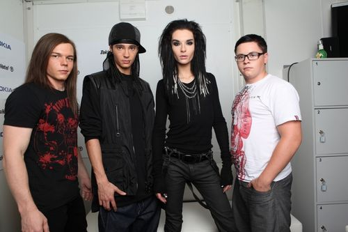 My fav band is Tokio Hotel. They're are awesome!