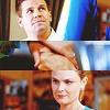 Booth & Brennan (Bones) Buffy & Angel (Buffy the vampire slayer) Piper & Leo (Charmed) Phoebe & Cole (Charmed) Monica & Chandler (Friends)