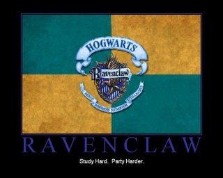 Gryffindor:78 [b]Ravenclaw: 88[/b] Hufflepuff:83 Slytherin: 46