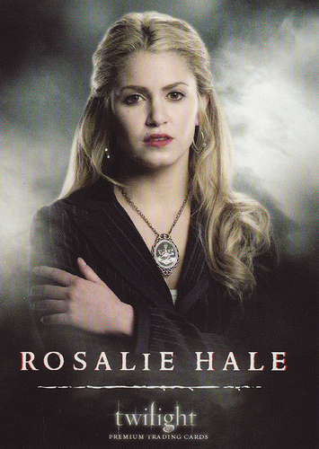 yeah she is the fisher. I read a fanfiction of one of the fans where the volturi were going to use Rosalie as the fisher because of her extreme buety