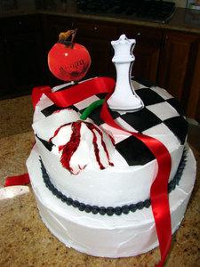 happy birthday!!! :)have u seen this cake??! its soooo cool!
