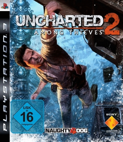 Uncharted 2:Among thieves i want it so much! now i have to save my money AGAIN since my dad took my 20$ bill & i had to buy lunch for my sister yesterday.