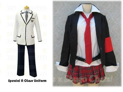yes! specially S.A uniform and shugo chara