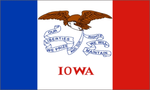 """Southwestern Iowa, and I can't imagine living anywhere else. I was born here and I'm gonna die here. Did Ты know it's the only US state that starts with two vowels? ...wow, that sounded really nerdy T_T """"Our liberties we prize and our rights we will maintain."""" I ♥ Iowa =)"""