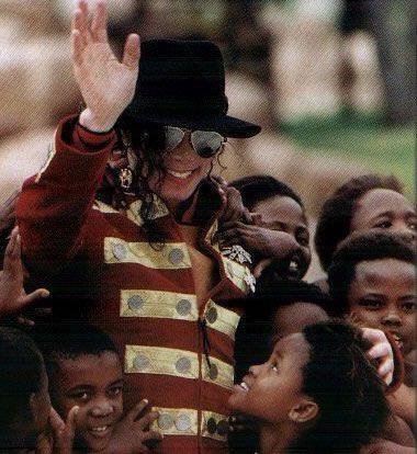 omg yes!!! first i heard that news,it was realy tore me into pieces :'( i was so sad. then i thinking about mike...yes yes he would! he would give them as much as they need! he will speak for it,for children.he will support them! michael loves children so much,and he would never ever let those inncocent angle suffering. i felt sorry cos mike cant do this with his own hands.but we are,the true fan of him,we are the extension of his hand... lets help them,and let mike just simply proud of us :)