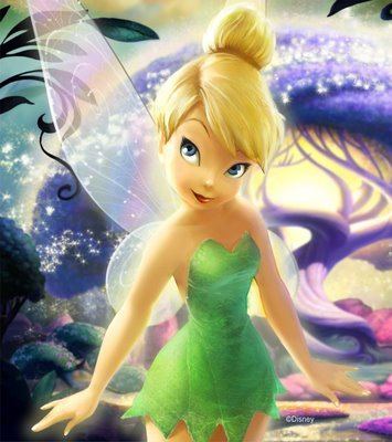 Tinkerbell :) x such a cute wallpaper x