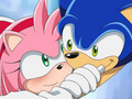 I would want to be Amy cause then Sonic would Cinta me and I would be the happiest girl in the world and I would have a big hammer!!! he he he! :D
