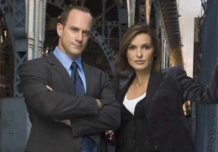 My #1 couple cant be together (but someday they will be):D Elliot and Olivia from Law and Order:svu