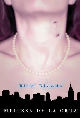 The Blue Bloods series by Melissa de la Cruz  It's about a teenage girl who finds out she's really a vampire- there's a love triangle: Schyler falls for the handsome vampire, Jack, but he is going to be forced to be bonded to his twin soul, Mimi, even though he loves Schyler and Schyler's best friend (Oliver-he's human) falls for Schyler and while all this is going on a bunch of seriously evil Silver Bloods (sort of like devil-vampires) are trying to take over. There are currently 4 books in the series and more coming out: Blue Bloods, Masquerade, Revelations, The Van Allen Legacy. I SERIOUSLY RECOMMEND THIS SERIES TO ANY FAN OF THE FANTASY GENRE!!!!!!!