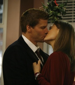 My favorite couple is Bones and Booth and they arent together yet but its only a matter of time =]
