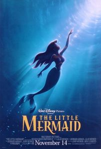 I'm pretty sure it was The Little Mermaid I still l'amour that movie :)