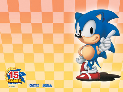I Любовь all the Sonic the Hedgehog games! I'm a huge Sonic the Hedgehog freak!