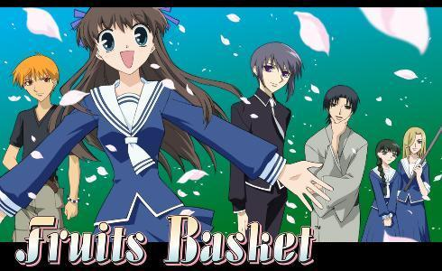 Either Fruits Basket या Lucky Star.