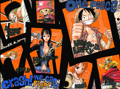ONE PIECE!!!!!!!! Yar! XD it's the most exciting, the funniest, the weirdest, the most interesting, with sad moments, friendship and of course lots of action. One Piece is the best manga/anime ever !!!! X3 :)