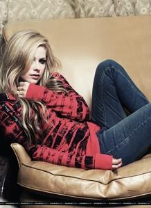 1. Avril Ramona Lavigne. 2. Singer. 3. Canada.