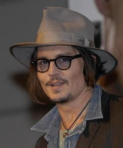 You can't describe him with words or give him a number. He is Johnny Depp, You don't have to say more. He's the best ever