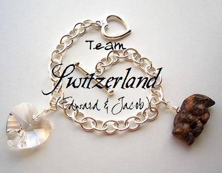 Omg!!!! I'm totally Team Switzerland !!! Afer Чтение all four Книги and seeing both Фильмы I can't seem to choose, and the worst part is that i really don't want to!!! Edward and Jacob are so special in the own way and I think that they can be many levels on love! P.S: Thanks for asking nobody else seem to understand me, even though Bella is Team Switzerland!!!