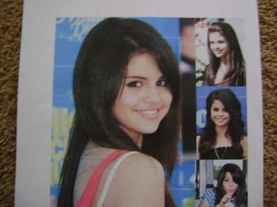 Selena Gomez!!!! She ROX my world!!!! She is beatiful nice a good actor!!