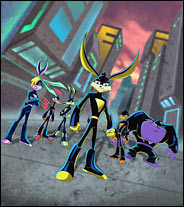 well if u like sonic, pokemon, transformers, phantom of the opra, my icon, hoặc the loonatics(bottom picy) i will be a fan.