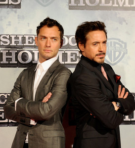 Johnny Depp, Robert Downey jr., Jude Law or Hugh Jackman