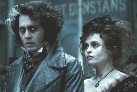 SWEENEY TODD ALL THE WAY!