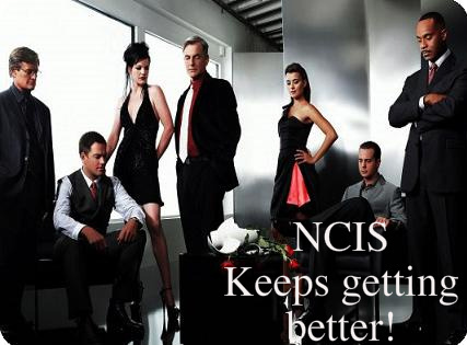 NCIS the best toon om TV ever!!!