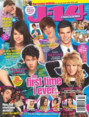 For now my favorit magazine is J-14 :D