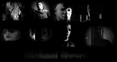 omg i love!!! michael myers he awsome. i also love the movies i watch all of them like a hundred times and i never get sick of them. ilove when he tips his head to the side of his sholder i lol every time he does that. ialso think he is cool and love his attitude.
